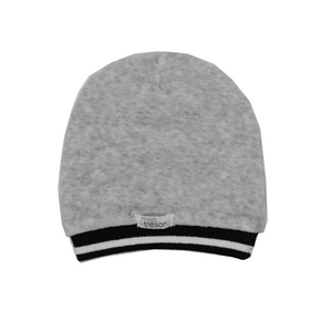 Grey Retro Sport Hat