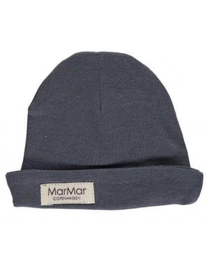 Blue Pull On/Beanie Hat