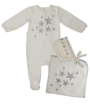 White My Shining Star Layette Set