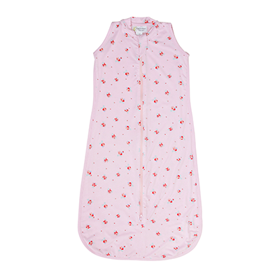 Sleeping Bag Pink Floral