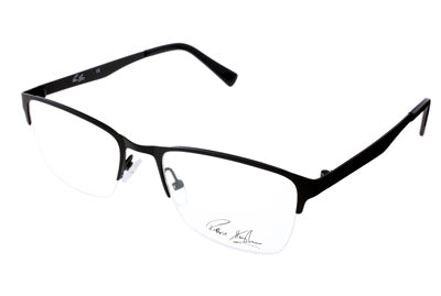 Black, Henshaw Eyewear, Henshaw VIII, Blue Block Lenses, Henshaw Blue Block
