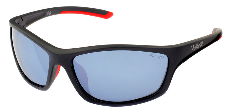 Black, Henshaw Galey Bay Sport Sunglasses, Henshaw Eyewear, Galey Bay Sport Sunglasses, Henshaw Sport Sunglasses, Henshaw Eyewear, Polarized Sport Sunglasses