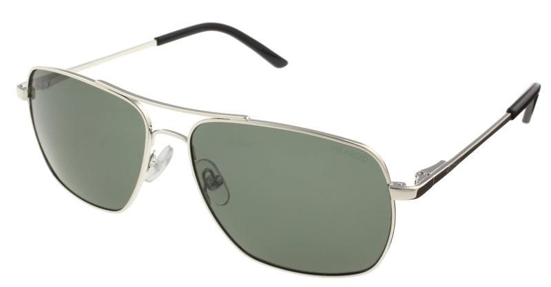 Silver, Henshaw Coosan Sunglasses, Henshaw Eyewear, Coosan Sunglasses, Henshaw Sunglasses, Henshaw Eyewear, Polarized Sunglasses