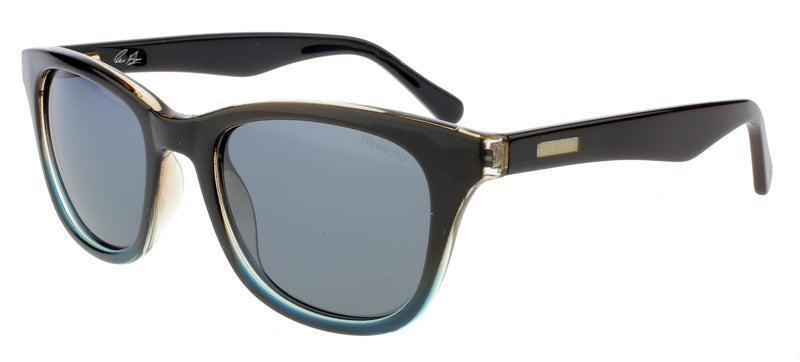 Black, Henshaw Eyewear, Henshaw V Sunglasses, Henshaw Polarized Sunglasses