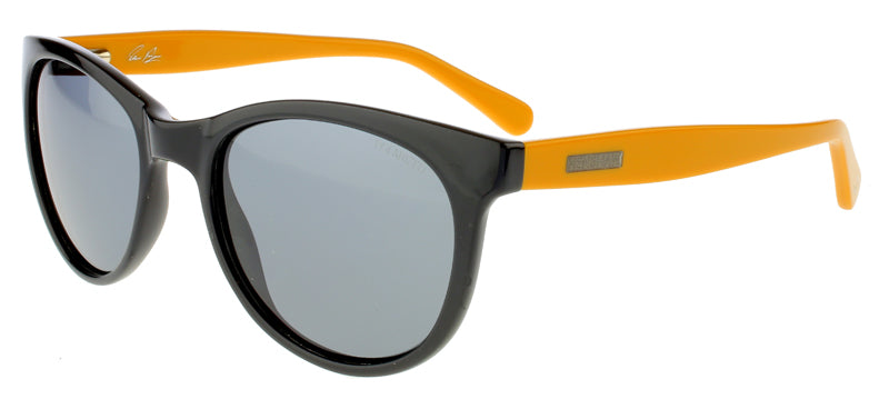Black and Yellow, Henshaw VI Sunglasses, Henshaw Polarised Sunglasses