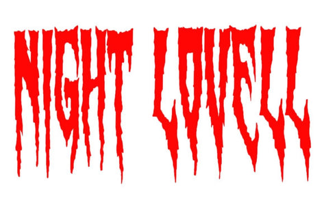 Night Lovell | Shop logo