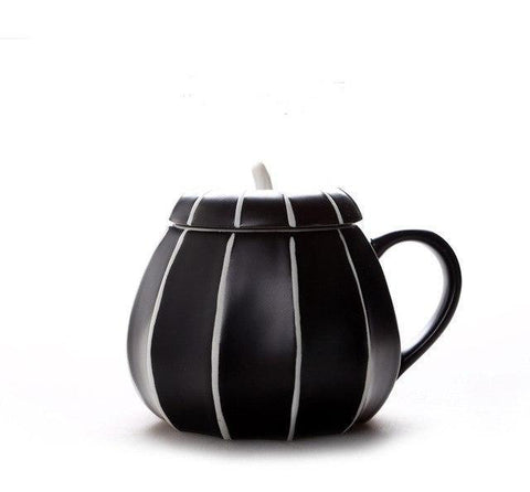 Cupofdeals mug Black / 201-300ml Pumpkin Coffee Mug