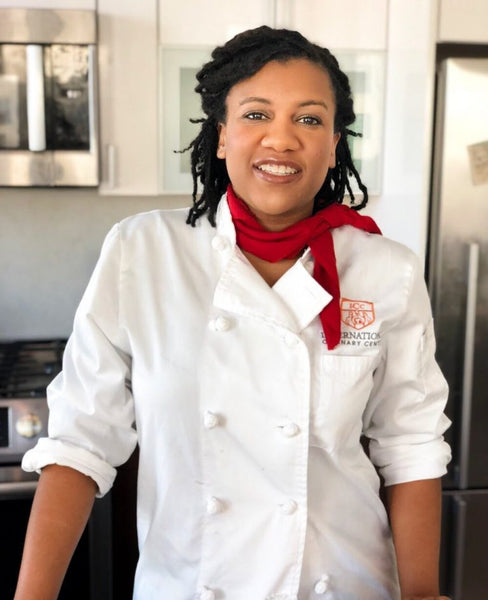 Customer Shoutout- Meet NYC pastry chef Evelyn R. Cooke