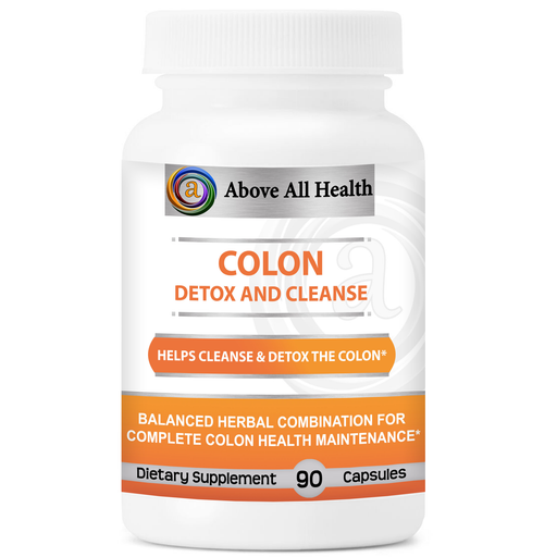 Colon Detox and Cleanse 90 Capsules
