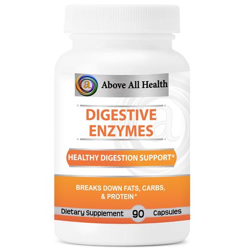 Digestive Enzymes 90 Capsules
