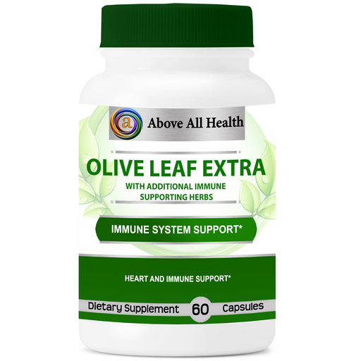 Olive Leaf Extra With Herbs 60 Capsules