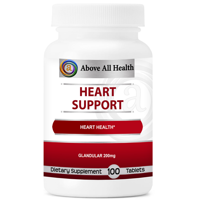 Heart Support 100 Tablets