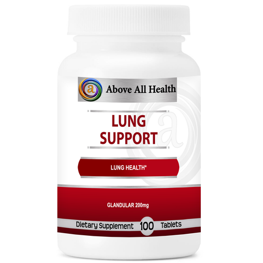 Lung Support 100 Tablets