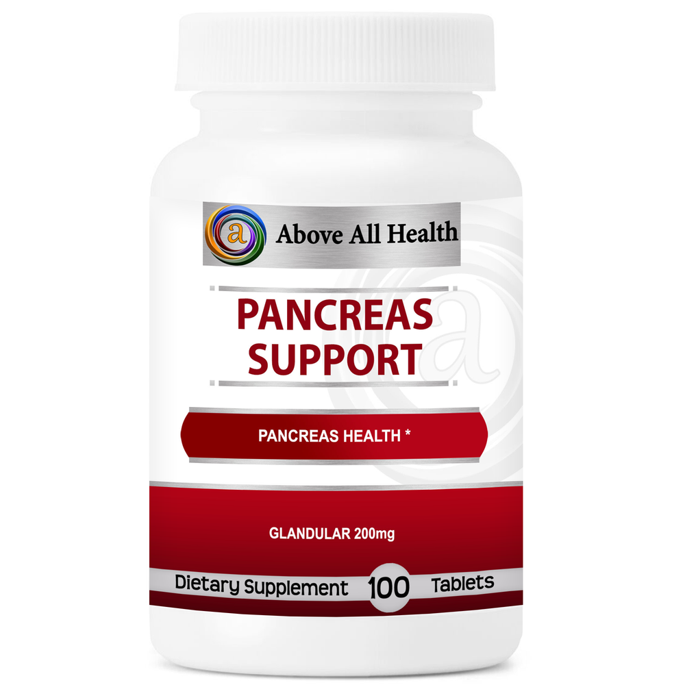 Pancreas Support 100 Tablets