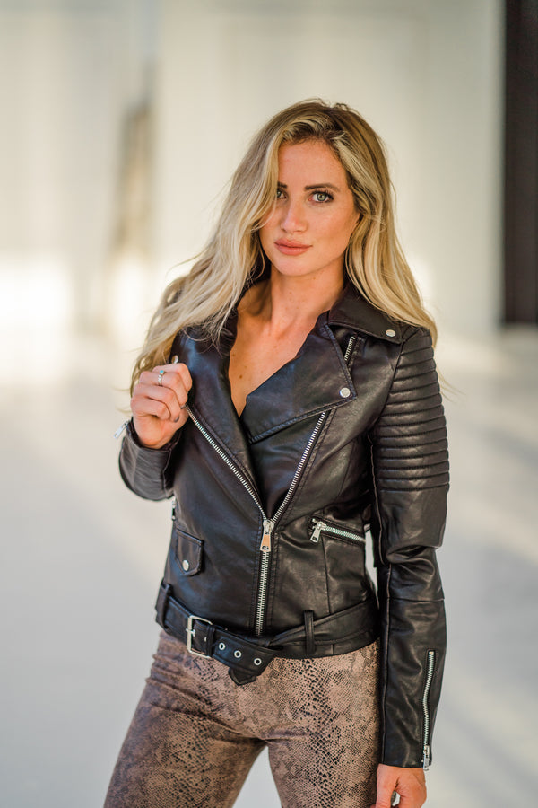 The Buffy leather jacket