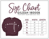 YOUTH Maroon Classic Home Sweatshirt