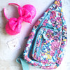 Colorful Garden Minnie Wishes - Sling Pack Vera Bradley