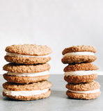Oatmeal Pumpkin Cream Pies (1 Dozen)