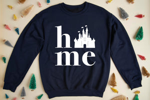 YOUTH Navy Classic Home Sweatshirt