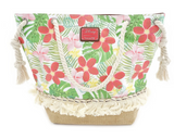 Moana Floral Tote Bag - Disney Loungefly