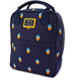 Donald Duck Small Canvas Backpack - Disney Loungefly