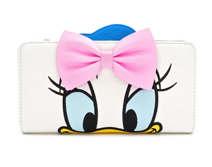Donald & Daisy Double Sided Wallet - Disney Loungefly