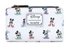 Mickey Mouse Pastel Poses Wallet - Disney Loungefly