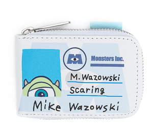 Monsters Inc Mike & Sully Accordion Cardholder - Loungefly