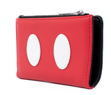 Mickey Mouse Quilted Flap Wallet - Disney Loungefly