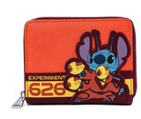 Lilo and Stitch Experiment 626 Zip Wallet - Disney Loungefly