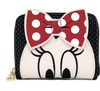 Minnie mouse Bow Zip Around Wallet - Disney Loungefly
