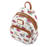 Disney Princess Floral Mini Backpack - Disney Loungefly