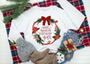 Holiday Wreath Pullover