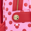 Minnie Mouse Dots Backpack with Fanny Pack
