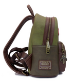 Star Wars Boba Fett Cosplay Mini Backpack