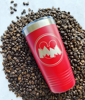 Mouse Marketplace Tumbler (Red)