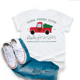 Holiday Truck Tee