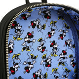 Positively Minnie Loungefly Mini Backpack