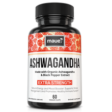 Load image into Gallery viewer, Ashwagandha Capsules