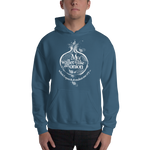"Mens Hoodie ""My Wallet Is Like An Onion"""