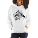 "Womens Hoodie ""Mine Your Own BTC"""