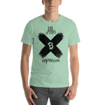 "Mens T-Shirt ""Alles Depression X"""