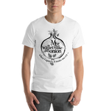 "Mens T-Shirt ""My Wallet Is Like An Onion BW"""