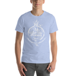 "Mens T-Shirt ""My Wallet Is Like An Onion White"""