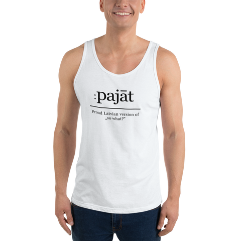 "Men's Tank Top ""Pajat"""