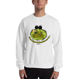 "Mens Sweatshirt ""My Wallet Is Like An Onion"""