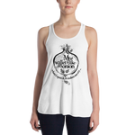 "Womens Tank Top ""My Wallet Is Like An Onion BW"""