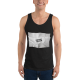 "Mens Tank Top ""Be Different Use BTC"""