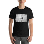 "Mens T-Shirt ""Be Different Use BTC"""