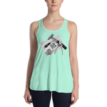 "Womens Tank Top ""Mine Your Own BTC"""